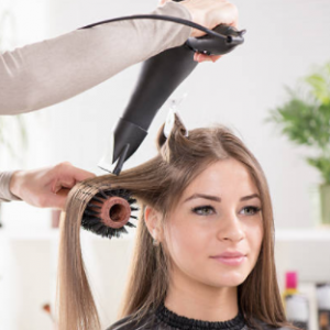 Mobile Hairdresser in Dublin City Centre